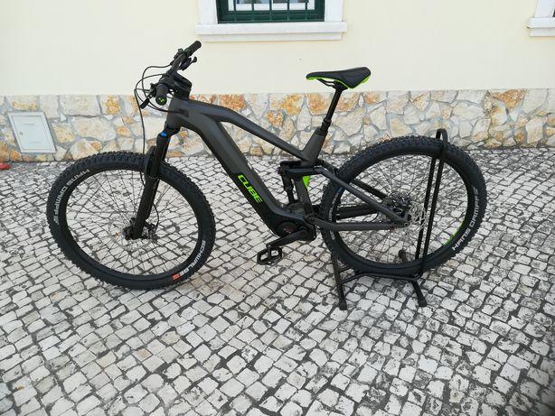 Bicicleta elétrica ebike Cube 140 HPC SL 2021