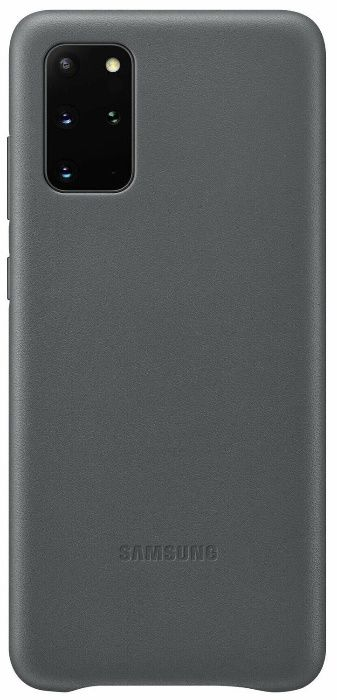 Чехол Samsung Leather Cover (Gray) EF-VG985LJEGRU для Galaxy S20 Plus Днепр - изображение 1