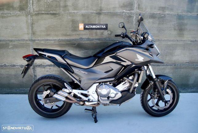 Honda NC700X Akrapovic