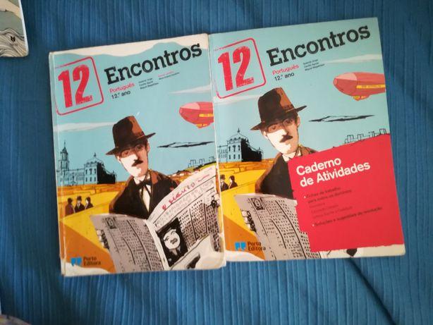 Livros de Português 10 e 12 ano todos