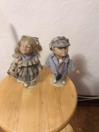 Куклы made in Germany керамика