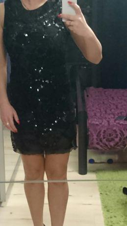 Sukienka cekiny s/m