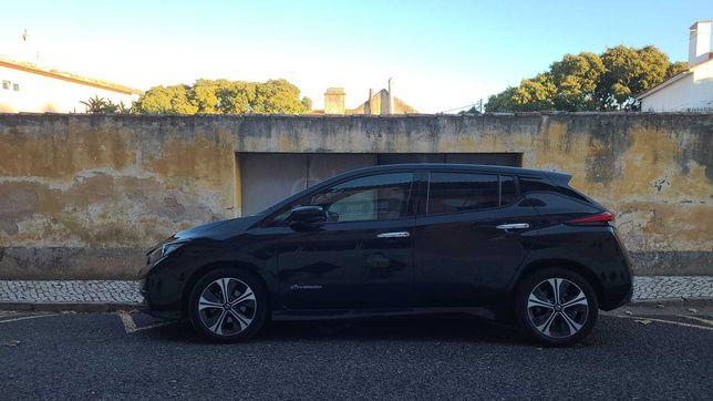 Nissan Leaf N-Connecta baterias com garantia até 2027 IVA dedutivel