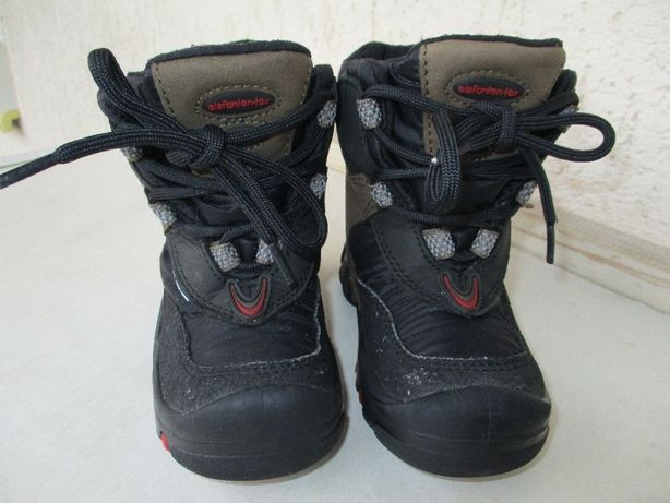 Кожаные ботиночки Elefanten