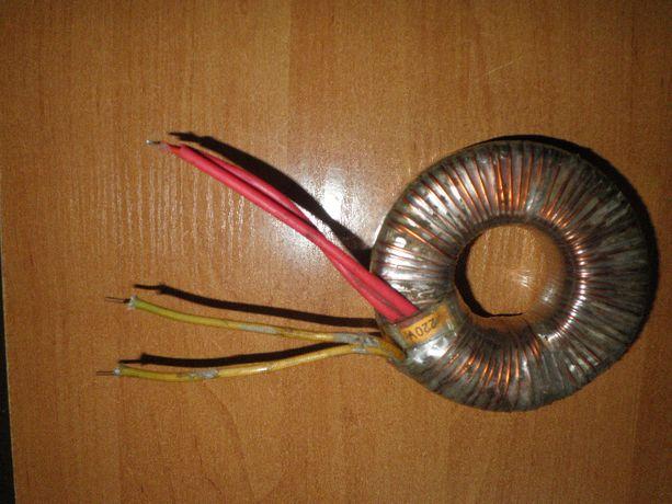 Transformatot toroidalny TTSE120, moc 120VA, 220V/12V