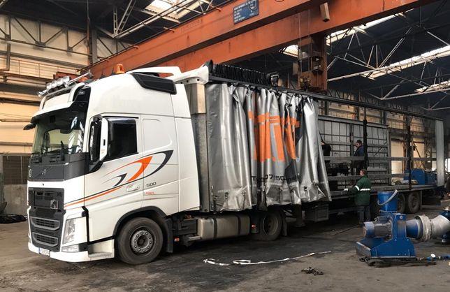 Transport TIR 1-27t ciężarowy,wywrotki,firanka,wanna,platforma,hds,bdo