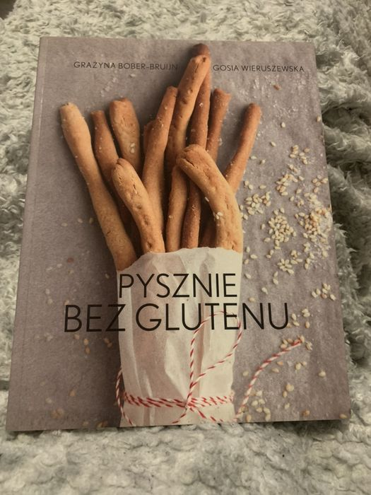 Książka Pysznie bez glutenu Katowice - image 1