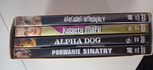 Zestaw 4 filmów  Alpha Dog,