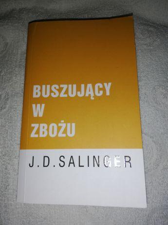 Buszujący w zbożu J. D. Salinger
