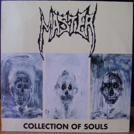 Master‎– Collection Of Souls, Yellow Vinyl