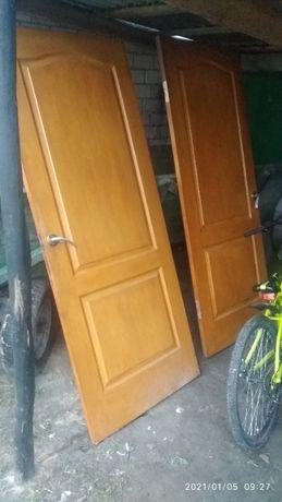 Продам Міжкімнатні двері..