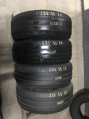 Шини резина 235/55r17 Michelin 5-6mm 4шт. Летотетнте
