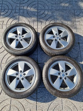 Jantes 16 Renault Megane 3