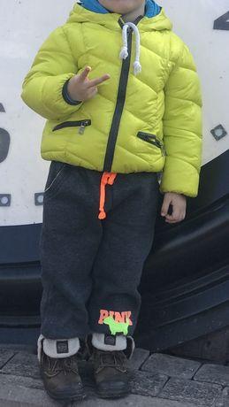 Курточка reima,lenne для мальчика 86-98,в отл