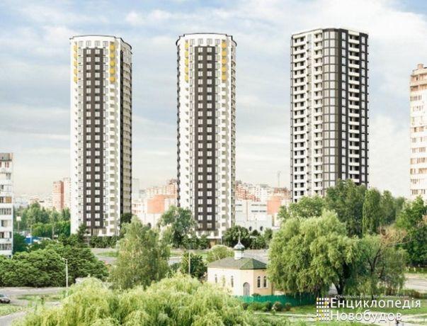 ЖК Радужный Двухкомнатная видовая квартира