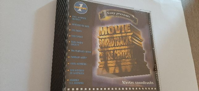 1 CD banda sonora Movie Soundtracks of the Century