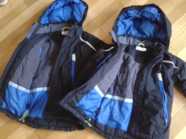 термокуртка H&M 2-3 4-5
