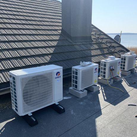 Klimatyzacja z grzaniem 5 lat gwarancji szybkie terminy