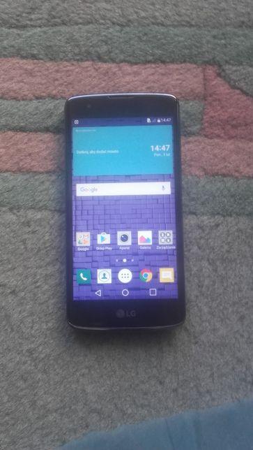 LG K8 LTE smartphone