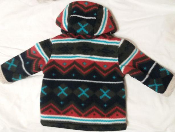 Куртка демисезонная на малыша.