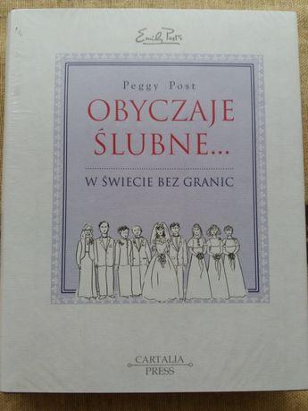 Obyczaje ślubne - książka o przygotowaniach do ślubu i wesela