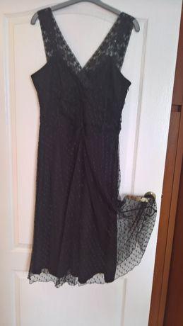 Sukienka Koronkowa –TIFII; Rozmiar L