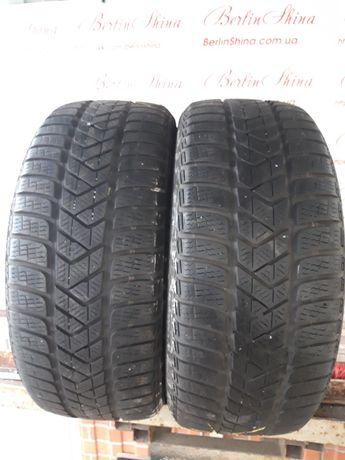 Пара зимних шин 225/40/18 Pirelli Sottozero