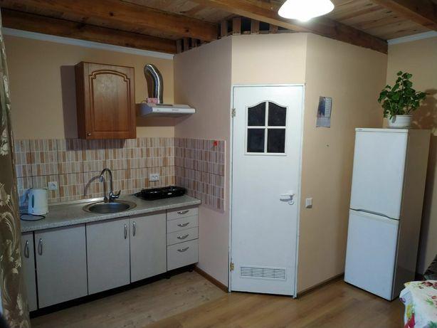 Сдам часть дома , однокомнатная квартира в доме