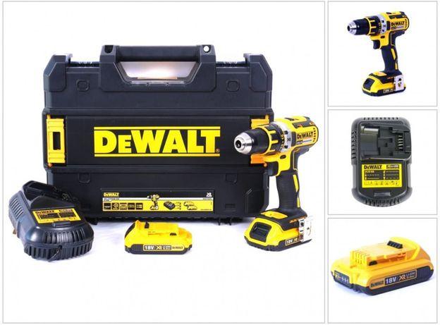 DeWALT DCD790D2 wiertarko-wkrętarka 18V 2x2Ah
