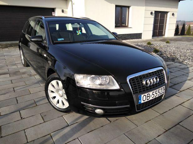 Audi A6 2,0 diesel. kombi, oryginał od 1 właściciela