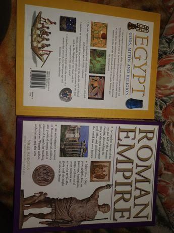 Roman Empire, Egypt mitologia historia