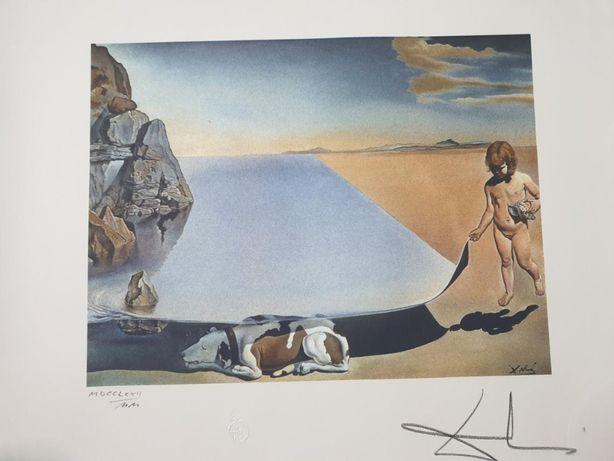 Litografia Salvador Dali
