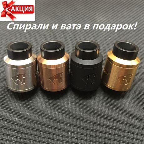Атомайзер, дрипка, вейп Goon v1.5 RDA 24мм 1,5 Качественный клон 1:1