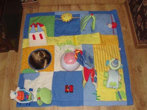 Haba Mata Edukacyjna Zabawki Autka,Pozytywka Chicco