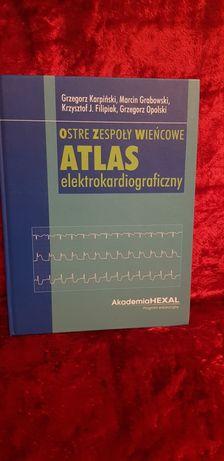 Ostre zespoły wieńcowe atlas ekektrokardiograficzny
