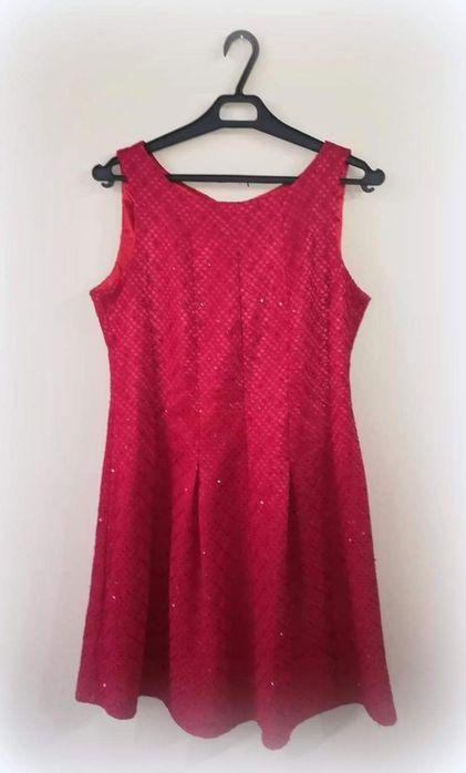 Sukienka rozm. 42 Bluszczów - image 1