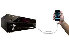 adapter bluetooth pioneer vsx -iphone