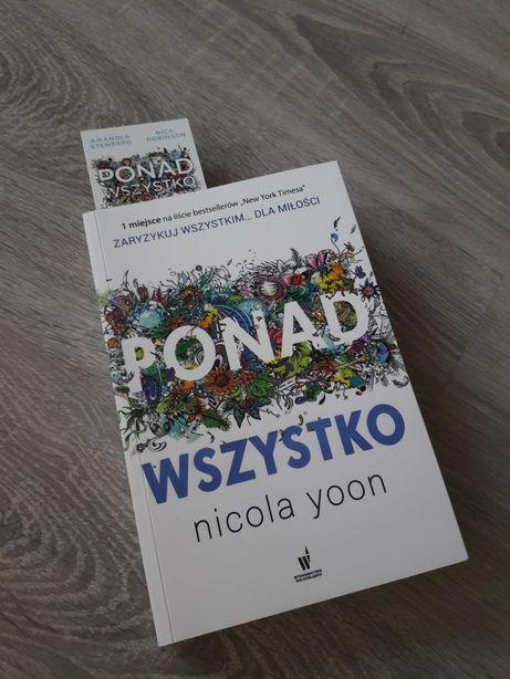 Książka nicola yoon Ponad wszystko