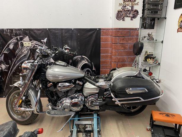 Yamaha xv1900 silnik