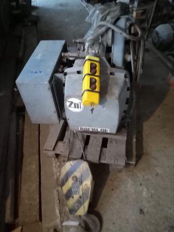 Wciągniki BZUT Bytom 3,2 i 2,0T