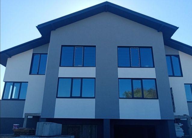 Утепление фасада 560 грн/м2 под ключ с материалами и работой, отделка