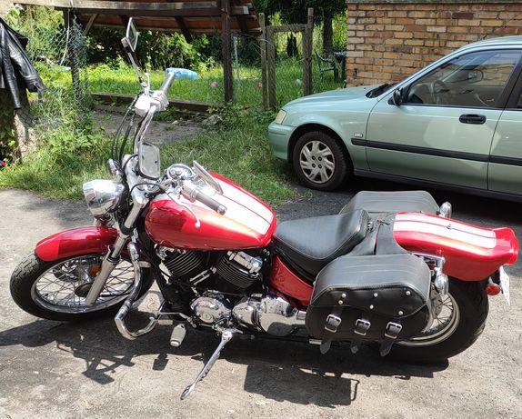 Sprzedam Yamaha Drag Star Custom 650