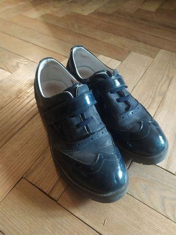 Туфли кожаные Topitop