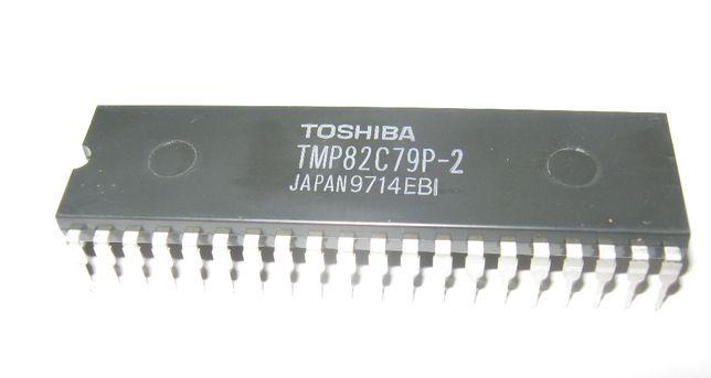 Микросхема TMP82C79P-2(аналог Intel 8279)
