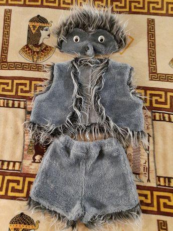 Новорічний костюм їжачка