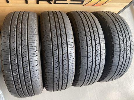 Літні шини 4 шт. 225/65 R17 Kumho Road Venture