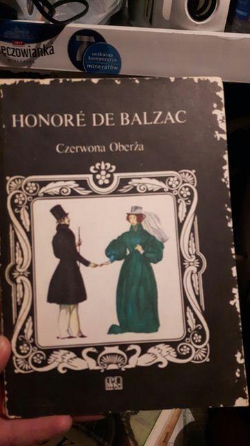 Czerwona oberża- Honorè De Balzac
