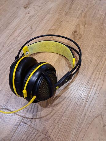 Słuchawki Steelseries Siberia 200 (yellow-black)