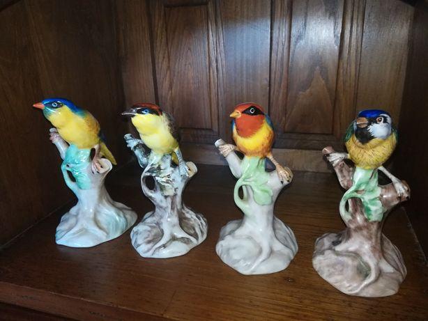 Pássaros da Artibus pintados à mão