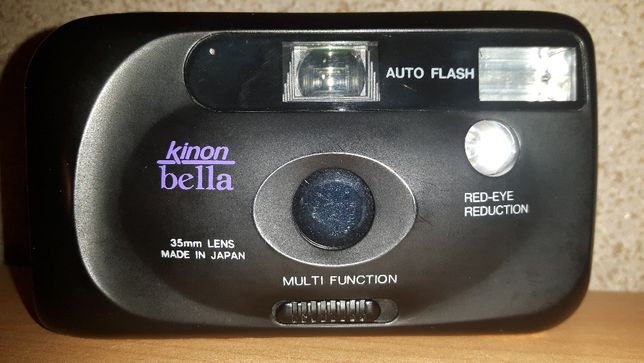 Aparat fotograficzny kinon Bella 35 mm